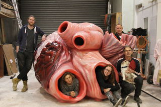The team with the fourth whales heart.