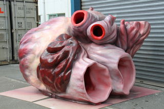 The third whales heart